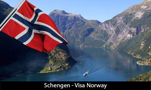 Norway schengen visa